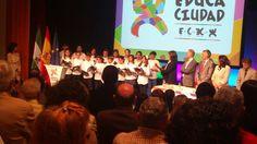 Entregados de los Premios EducaCiudad en Bonares | Bonares Actual