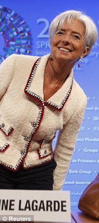 Christine la Garde