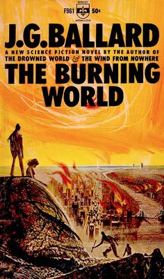 Cover Artist Richard Powers 1964