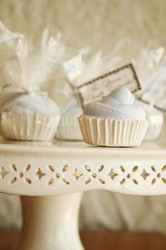 Make Cupcake Chalk for your next party favor! Includes full supply list, tutorial, and pictures to assist.