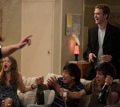 The Social Network hits the big screen!