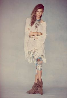 Behati Prinsloo Fronts Free Peoples June e-Catalog | Fashion Gone Rogue: The Latest in Editorials and Campaigns