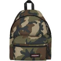 Eastpak Padded Zippl'r - Men Backpack & Fanny Pack on YOOX. The best online selection of Backpacks & Fanny Packs Eastpak. Camouflage Backpack, Diy Backpack, Backpack Online, Eastpak Bags, Camo Nails, Camo Outfits, Unisex, Leather Cuffs, Backpacks
