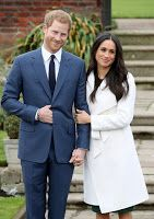 """Welcome to Soul 2 Soul Mates Blog: PRINCE HARRY: I KNEW MEGHAN MARKLE WAS THE ONE """"TH..."""