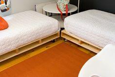 Palets - camas 1 plaza