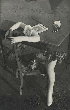 les-sources-du-nil:  Nakaji Yasui 安井 仲治 (1903-1942) From the Photobook 'Hikari' (Light) Maruzen, Osaka, 1940