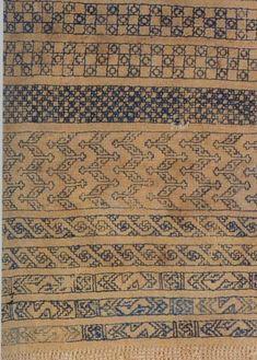 "Ellis, Marianne ""Embroideries and Samplers from Islamic Egypt"", (Oxford: Ashmolean Museum, Mamluk Band Sampler, Century Mam."