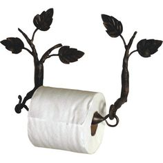 Quiescence Aspen Wall Mounted Toilet Paper Holder