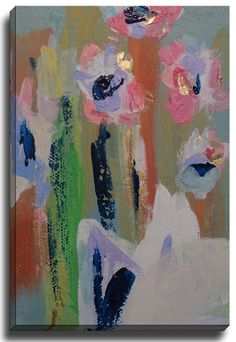 Bonafide by Susan Skelley Painting Print on Gallery Wrapped Canvas
