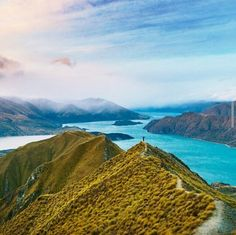 Roy's Peak, New Zealand