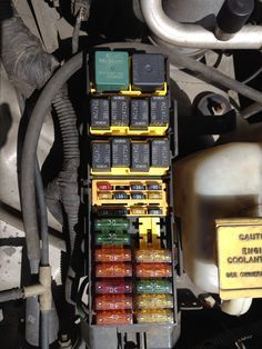 24 Best Jeep S On Pinterest In 2018 Accessories Autos. Jeep Cherokee Electrical 1997 2001 Xj Fuse Relay Identification Reference Guide To The Fuses Ratings S Relays And Circuit Information. Jeep. Box Cherokee Cover Grand Diagram 199 Fuse 8jeep At Scoala.co