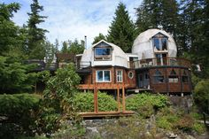 Geodesic Dome Home....much more than four walls