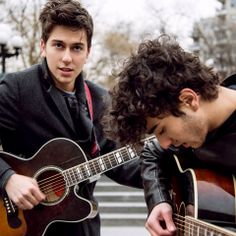 Nat and Alex Wolff... sweet music to the ears!