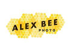 alex bee photo | custom logo design | the dapper paper co.