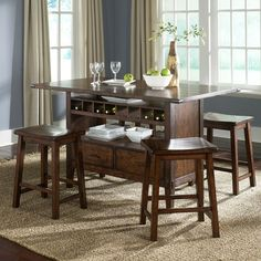 bar height dining table sets | furniture ideas | Pinterest | Bar ...