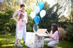art + life family baby reveal