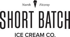 Short Batch Ice Cream Co