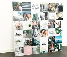 Instawall aluminium by Stacey