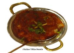 Chicken Tikka Masala essentially has Chicken Tikka - pieces of marinated chicken…