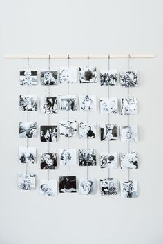 """DIY Family Photo Wall Hanging Looking for homemade Christmas gift ideas? This beautiful family photo wall hanging is a perfect homemade gift for grandparents, siblings and close friends!"""", """"pinner"""": {""""username"""": """"cydconverse"""", """"first_name"""": """"Cyd Converse"""