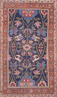 Persian Bijar Oriental Rug. www.igotyourrug.com