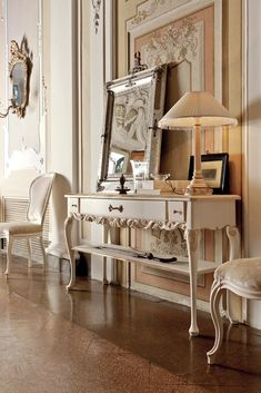 Luxurious Carved Italian Console Table at Juliettes Interiors, a large collection of Classical Furniture. Deco Furniture, Table Furniture, Furniture Design, Wall Mounted Bedside Table, Console Table, Consoles, Patina Color, Petites Tables, Luxury Furniture Brands