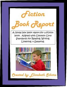 Group book report