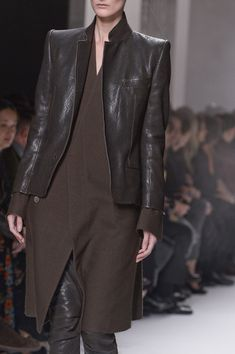 Haider Ackermann at Paris Fashion Week Fall 2013 - StyleBistro