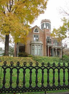 Castle, Marietta, Ohio