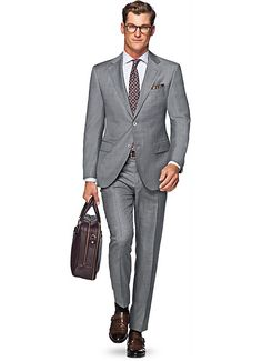 Suit_Grey_Plain_Napoli_P4296NI