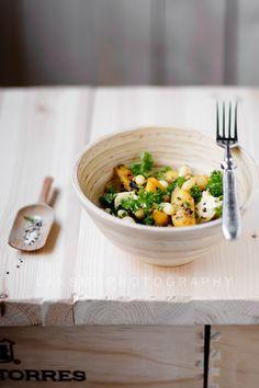 Pumpkin Salad | Flickr - Photo Sharing!