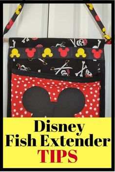 Disney Cruise Fish Extender Tips. How to make one, what to give and how to find a Fish Extender Group.
