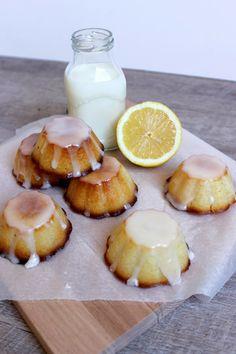 Délicieux moelleux au citron