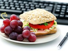 A list of blogs and sites they have written about this year's National Nutrition Month.