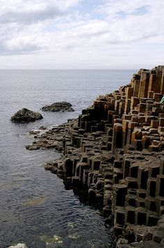 The Giant's Causeway, Antrim. | 28 Incredibly Beautiful Places In The U.K. To Visit