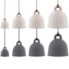 Bell lamp S pendel - Bell lamp S pendel - sand