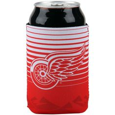 Detroit Red Wings Neoprene Can Cooler -