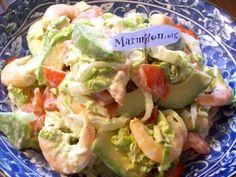Recette Salade de chou chinois
