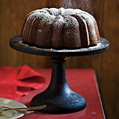 Blackberry Jam Cake | MyRecipes.com