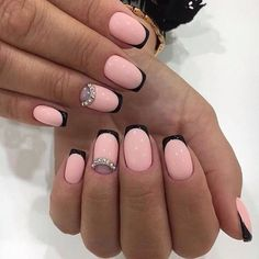 Beautiful delicate nails, Festive nails, Luxury nails, Medium nails, Modern nails, Original wedding nails, Romantic nails, Spring summer nails 2017