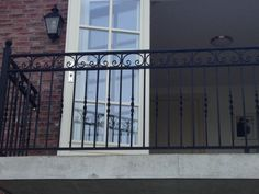 balkon neue gel nder f r terrasse und balkon aus holz. Black Bedroom Furniture Sets. Home Design Ideas