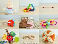 The Kavanaugh Report: Montessori Baby — Toys at 4 Months Der Kavanaugh Report: Montessori Baby – Toys im Alter von 4 Monaten Baby play Montessori Baby Toys, Montessori Activities, Infant Activities, Montessori Quotes, Montessori Classroom, Baby Learning, Baby Development, Baby Kind, Baby Play