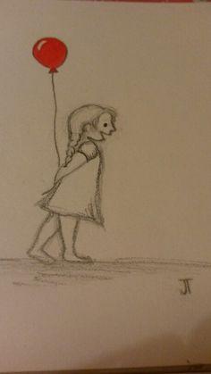 Sketch baloon