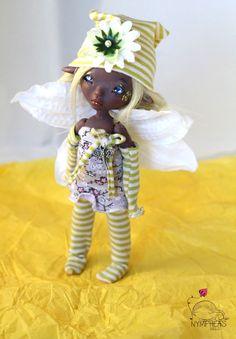 OOAK Malicie Marguerite BJD by K6 on Nympheas Dolls #nympheasdolls #doll #bjd