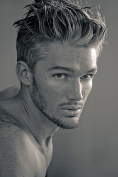 Tyler Martin by Scott Teitler - defo want this hair style