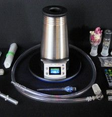 this is everything that the extreme q vaporizer comes with. a truly complete aromatherapy system lol