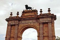 Arco de la Calzada, León, Gto.  Mexico