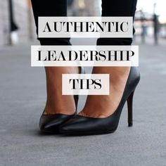 How Women Can Balance Strong #Leadership with Authenticity
