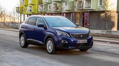 Stortest: Peugeot 3008 - årets bil og biltype | FDM