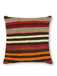Hand-Knotted Kilim Pillow by Hotel Marrakeche at Gilt